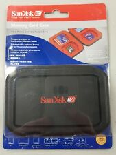 Sandisk memory card case new durable and hard waterproof