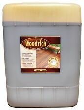 Ipe & Garapa Hardwood Deck & Siding Stain - 5 Gallon - 4 Colors - Woodrich Brand
