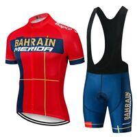 Completo ciclismo estivo 2019 abbigliamento maglia - salopette e pantaloncino