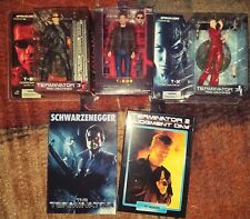 The Terminator Neca/Mcfarlane Figure Lot