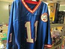 Phil Simms New York Giants #11 Size 54 Jersey New Throwback Mitchell & Ness