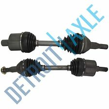 Both (2) Front Driver and Passenger Axle Drive Shafts Chevy Buick Pontiac