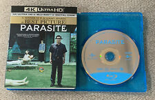 Parasite (Blu-ray Disc ONLY, 2019/2020 + Slipcover/Blank Case) SEE DETAILS!