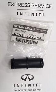 NEW OEM NISSAN INFINITI Heater Hose Connector 92417JK20A 370Z G37 EX35 FX35 M37