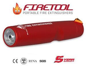Fire Extinguisher for Home Office-Small Mini Portable-Non Presurised-Easy To Use