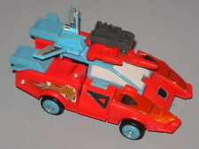 G1 TRANSFORMERS AUTOBOT TARGETMASTER POINTBLANK COMPLETE LOT #1