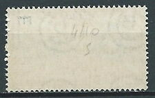 1951 TRIESTE A SARDEGNA 25 LIRE FILIGRANA LETTERA MNH ** - FL03