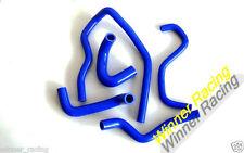 Silicone Accessoires Tuyau RENAULT CLIO 16 S/Williams MK1 1.8 16 V 91-98 Bleu