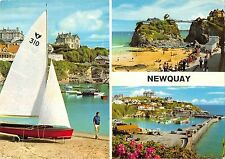 BR92210 newquay west cornwall ship bateaux   uk