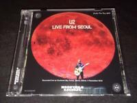 U2 Live From Seoul 2 CD Moonchild 2019 IEM Soundboard Music