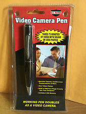 Video Camera Pen Spyware Hidden Camera digital recorders spy record USB