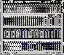 Eduard Big Ed 1:350 Z-32 DESTROYER  0 Color PE Detail Set For DRAGON #BIG5335