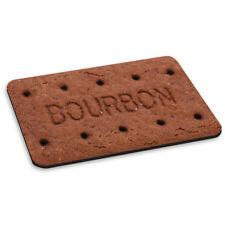Bourbon Chocolate Galleta Pc Computadora Mouse Mat Pad-Funny Dulces alimentos