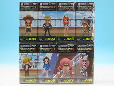 One Piece World Collectible Figure FILM Z vol. 1 Complete set of 8 Banpresto