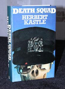 Death Squad by Herbert Kastle Hardback