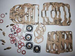 FERRARI 308 GTB WEBER 40 DCNF CARBURETORS SERVICE KIT