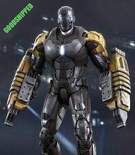 Ready ! Hot Toys Ironman 3 Mark Xxv Striker Heavy Pneumatic Hammers Arm Led Misb
