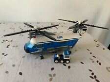 LEGO (TOWN / VILLE : POLICE) : SET 4439 : HEAVY DUTY HELICOPTER