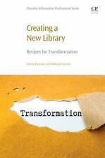 CREATING A NEW LIBRARY - NEW PAPERBACK BOOK