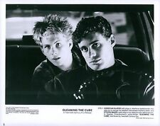 Christian Slater & Steven Bauer Gleaming the Cube Unsigned Glossy 8x10 Photo (B)