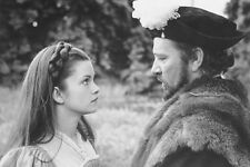 Anne Of The Thousand Days Richard Burton Genevieve Bujold Facing 11x17 Poster
