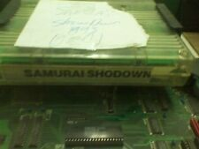 Neo Geo mvs arcade samurai showdown cartridge #2