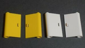 Lego 58380 58381 Door 1x3x4 Open Hinge Select Colour Pack of 4 - 2 Pairs