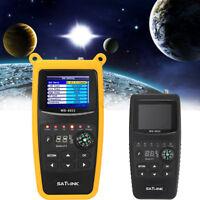 WS-6933 Satlink DVB-S2 FTA LCD Digital Satellite Signal Finder Meter New Sale
