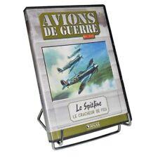 DVD AVIONS DE GUERRE N°1 - le spitfire -  le cracheur de feu