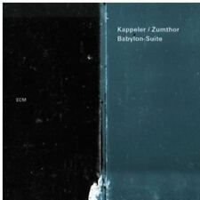 Kappeler / Zumthor - Babylon-Suite [CD]