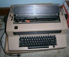 Vintage Ibm Correcting Selectric Iii 3 Electric Typewriter
