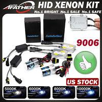 Xenon HID Conversion Light 9006 HB4 9012 Bulbs Ballasts Headlight, Foglight 55W