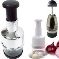 Food Chopper Pressing Slicer Peeler Dicer Kitchen Vegetable Garlic Onion Cutter