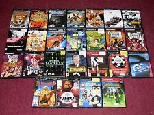 Lot 25 Playstation 2 PS2 - Star Wars - God of War - SOCOM (Lot #3)