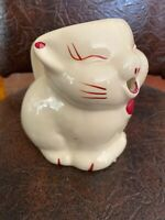 Vintage Shawnee Type Cat Creamer