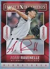 2014 Elite Extra Edition Baseball ~ Adam Ravenelle ~Tigers ~Red Ink Auto #'d /25