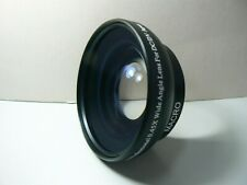 58mm 0.45X Professional Wide Angle with Macro Lens for Canon Nikon