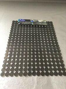 Addis Smoky Anti slip Scratcher Protector  Sink Drainer Anti slip Protector mat
