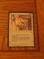 1x Exorcist, HP, The Dark, EDH Commander Reserved List Human Cleric Destroy