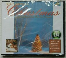 CLASSICAL CHRISTMAS CD Brand New & Sealed 30Tracks from the Great Composers