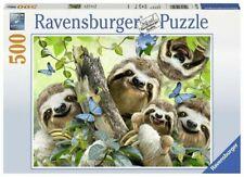 Ravensburger Sloth Selfie Puzzle 500 Piece Jigsaw Puzzle (14790)