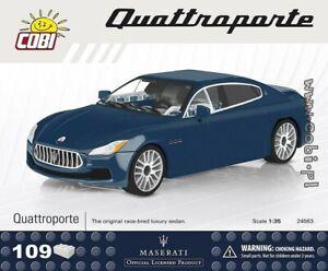 COBI  Maserati Quattroporte  / 24563 / 109 elem. blocks  auto toys car