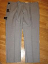 skopes wool blend titan silver grey trousers size 50 xl leg 36 brand new & tag