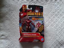 NEW IRON MAN 2 ADVANCED ARMOR FIGURE MARVEL MOVIE UNIVERSE SEALED EX+