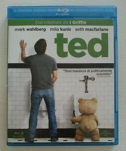 Ted blu Ray film Mark Wahlberg mila Kunis Seth MacFarlane creatore dei Griffin
