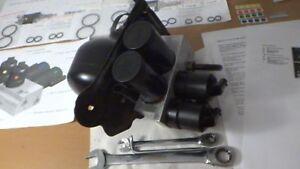 Mercedes Abc Valve Block Seal Repair Kit W220 W215 R230 Rebuild Kit , Oil Seals