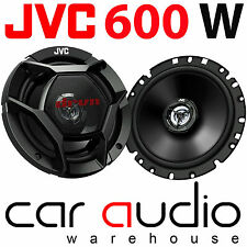 "JVC CS-DR1720 6.5"" 17cm 2 Way 600 Watts a Pair Car Van Door Coaxial Speakers"