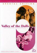 Valley Of The Dolls - Spec. Ed. - Sharon Tate, Patty Duke - (2) Dvds + Slip Cvr