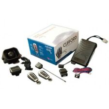 Clifford G5 Concept 470 Alarm and Immobiliser with Shock Or Glass Break Sensor