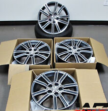 "17"" Wheels Machined For Toyota Matrix Camry Avalon Rav 4 5X114.3 (Rims Set 4)"